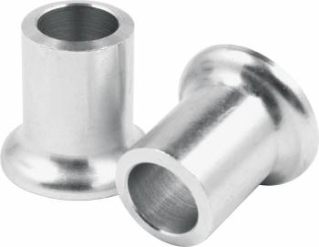 "Allstar Performance - Allstar Performance Tapered Aluminum Spacers - 1"" Long - 1/2"" I.D. - (2 Pack)"
