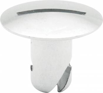 """Allstar Performance - Allstar Performance Aluminum Oval Oversized HeadQuick Turn Fastener- 5/16"""" - .500"""" Long - (10 Pack)"""