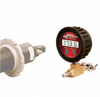 Longacre Racing Products - Longacre Digital Shock Inflator - 300 PSI