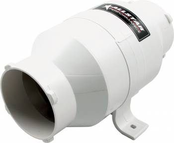 "Allstar Performance - Allstar Performance 3"" Heavy Duty Inline Blower - 8"" Long - 170 CFM"