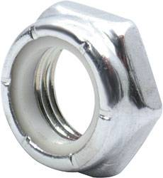 "Allstar Performance - Allstar Performance Thin Nyloc Nuts - 1/2""-20 RH (10 Pack)"