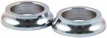 "Allstar Performance - Allstar Performance Tapered Steel Spacers - 1/4"" Long - 5/8"" I.D. - (2 Pack)"