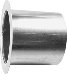 "Allstar Performance - Allstar Performance Round Single 6"" Exhaust Shield - 90°"