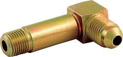 "Allstar Performance - Allstar Performance Tall 90° Steel Fitting - 1/8"" NPT to -4"" AN - (10 Pack)"