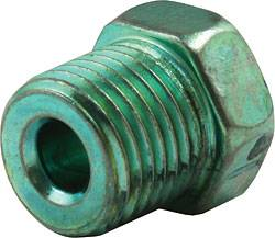 "Allstar Performance - Allstar Performance 3/16"" Inverted Flare Nuts - 1/2""-20 Green"