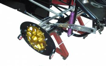 FSR Racing Products - FSR Sprint Car Toe Plates