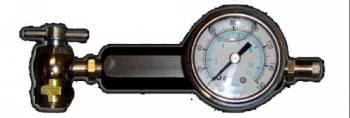 Genesis Racing Shocks - Genesis Gas Filler Tool w/ 0 to 160 PSI Gauge