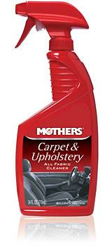 Mothers Polishes-Waxes-Cleaners - Mothers® Carpet & Upholstery Cleaner - 24 oz.