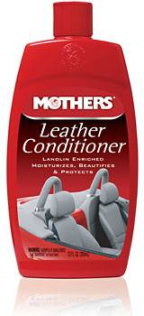 Mothers Polishes-Waxes-Cleaners - Mothers® Leather Conditioner - 12 oz.