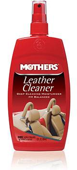 Mothers Polishes-Waxes-Cleaners - Mothers® Leather Cleaner - 12 oz.