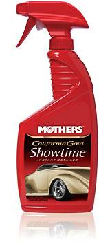 Mothers Polishes-Waxes-Cleaners - Mothers® California Gold® Showtime® Instant Detailer - 16 oz.