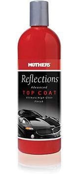 Mothers Polishes-Waxes-Cleaners - Mothers® Reflections® Advanced Top Coat - 16 oz.