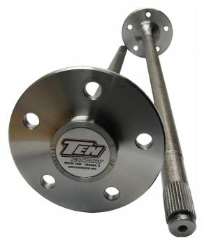 TEN Factory - Ten Factory GM® Replacement Axle - LH/RH - Fits 1968-72 Chevelle - El Camino - 70-81 Camaro
