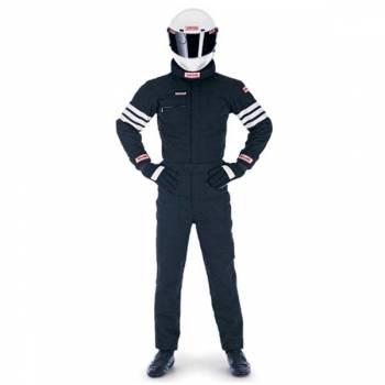 Simpson STD.6 Nomex Suit - Black