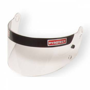 Pyrotect Clear Helmet Shield
