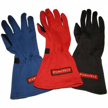 Pyrotect Two Layer Auto Racing Gloves