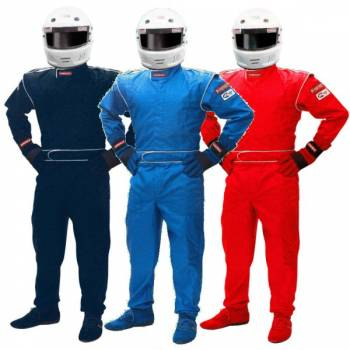 Pyrotect DX2 Junior Auto Racing Suits