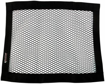 "Allstar Performance Black Non-SFI 22"" x 18"" Mesh Window Net"