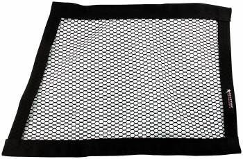 "Allstar Performance Black Non-SFI 22"" x 27"" x 18"" Mesh Window Net"