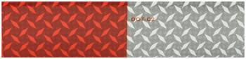 "Allstar Performance 2"" x 50' Diamond Plate Pattern Reflective Tape"