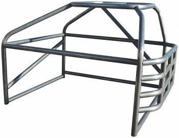 "Allstar Performance Deluxe ABC Body Offset Roll Cage Kit - 57"" Wide Frame"
