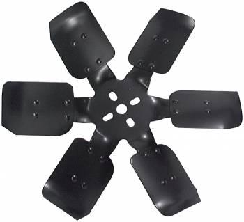 """Allstar Performance 18"""" 6 Blade Steel Fan"""