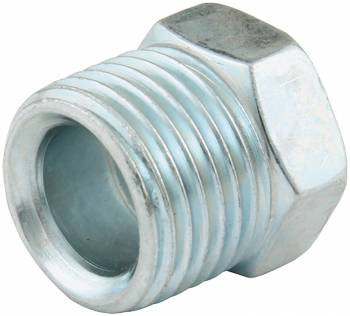 "Allstar Performance Inverted Flare Nuts - Zinc - 3/8"" (10 Pack)"