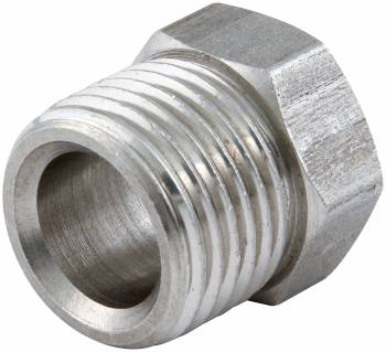 "Allstar Performance Inverted Flare Nuts - Stainless Steel - 3/8"" (4 Pack)"