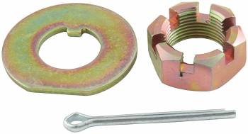 Allstar Performance GM Metric Spindle Lock Nut Kit