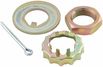 Allstar Performance Ford Pinto/Mustang II Spindle Lock Nut Kit