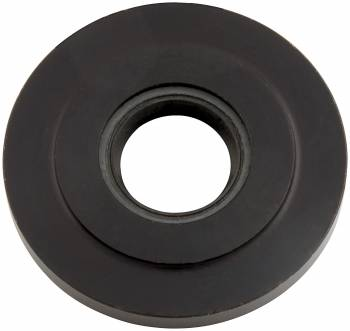 "Allstar Performance 2.103"" Black Aluminum Cam Seal Plate - GM Small Block"