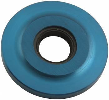 "Allstar Performance 2.310"" Blue Cam Seal Plate - Most Blocks w/ 50mm Roller Cam Bearing"