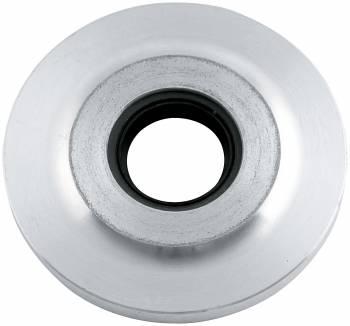 "Allstar Performance 2.382"" Silver Cam Seal Plate - Dart Small Block, Aluminum"