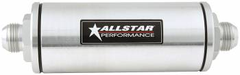 Allstar Performance Inline Oil Filter With -12AN Fittings