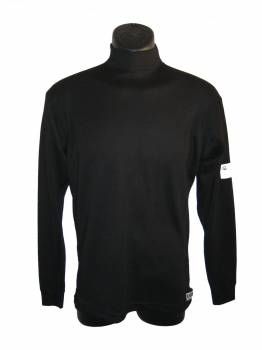 PXP Long Sleeve Underwear Top - Black - Small