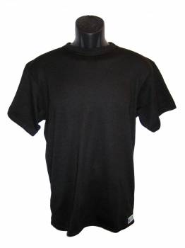 PXP RaceWear Underwear Tee - Black - Medium