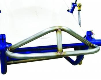 HRP Stacked Front Sprint Bumper 8076-B