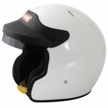 RaceQuip - RaceQuip OF15 Helmet - White - Medium