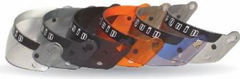 RaceQuip - RaceQuip Dark Smoke Helmet Shield - SA2010
