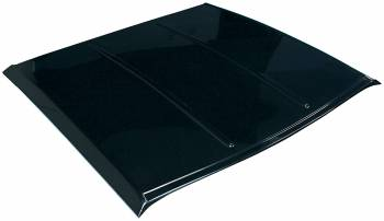 Allstar Performance Fiberglass Dirt Roof - Black ALL23181