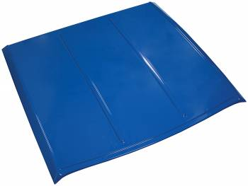 Allstar Performance Fiberglass Dirt Roof - Chevron Blue ALL23184