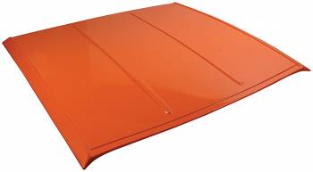 Allstar Performance Fiberglass Dirt Roof - Orange ALL23185