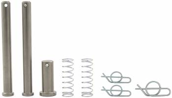 "Allstar Performance Titanium 1/2"" Jacobs Ladder Pin Kit ALL55096"