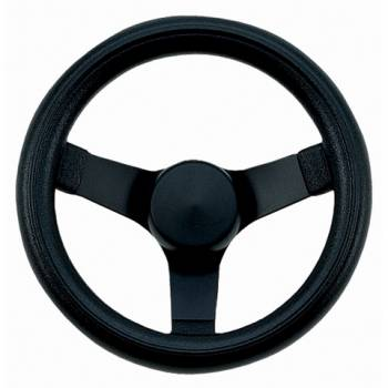 "Grant Performance Series 10-1/4"" Steel Steering Wheel - Black 850"