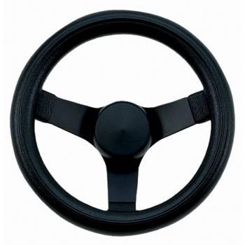 """Grant Performance Series 10-1/4"""" Steel Steering Wheel - Black 850"""