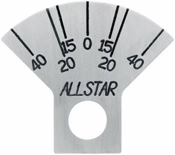 Allstar Performance Caster Plate ALL10752