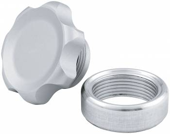 Allstar Performance Fill Plug Kit - Weld-In Aluminum Bung ALL36160