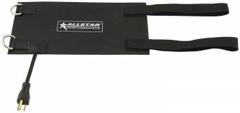 """Allstar Performance Oil Heating Pads - 6"""" x 12"""", Velcro Strapped Pad For 6"""" O.D. Tanks, 800W ALL76424"""