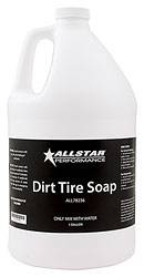 Allstar Performance Dirt Tire Soap - 1 Gallon ALL78236