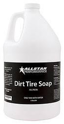 Allstar Performance Dirt Tire Soap - 1 Gallon ALL78236